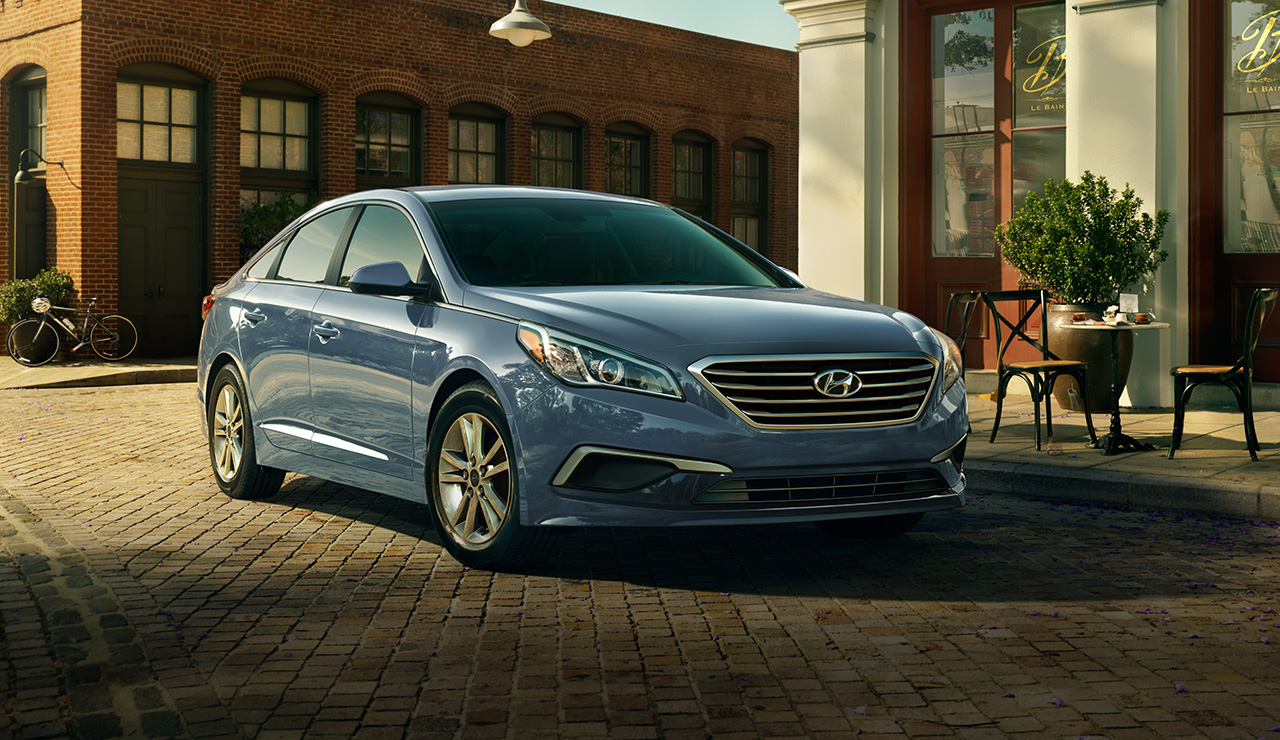 2017 Hyundai Sonata Eco – Buy Now