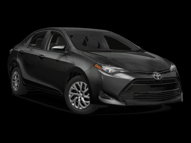 2017 Toyota Corolla L Now