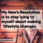 2021 New Year Resolution Quotes Tumblr