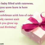 2nd Birthday Wishes For Baby Girl Twitter