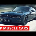 3 Best Modern Muscle Cars for 2018