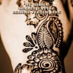 3 Reasons Henna Custom Tattoo Designs Are a Preferred Choice