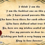 35th Wedding Anniversary Poem Facebook