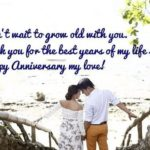 3rd Anniversary Wishes For Wife Facebook
