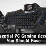 4 PC Game Accessories You Should Have