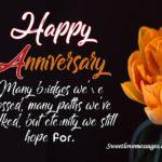 4th Anniversary Quotes Facebook