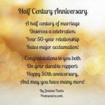 50th Wedding Anniversary Verses Tumblr