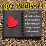 6th Month Anniversary Quotes Pinterest