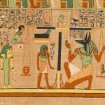 A Brief History of Ancient Egyptian Artistic Paintings