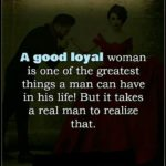 A Loyal Woman Quotes Facebook