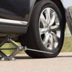 A quick and easy step-by-step guide to changing a tyre
