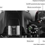 Adjusting Settings on Your Nikon D3400 via the Control Strip