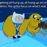 Adventure Time Life Quotes Pinterest