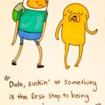 Adventure Time Sayings Pinterest