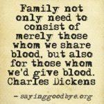 Amazing Family Quotes Pinterest