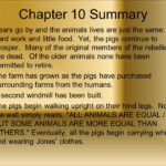 Animal Farm Chapter 10 Quotes