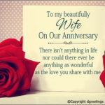 Anniversary Card Messages For Wife Twitter