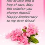 Anniversary Message For Best Friend Facebook