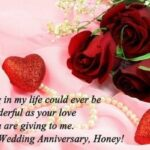 Anniversary Message For Wife Facebook