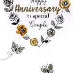 Anniversary Wishes To Special Couple Facebook