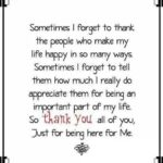 Appreciation Quotes For Friends And Family