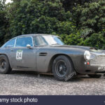 Aston Martin DB 4 Classic Car