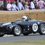 Aston Martin DB3S Sports Racing Car