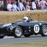 Aston Martin DB3S Sports Racing Car
