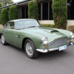 Aston Martin DB4 Model Guide