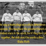Baseball Team Quotes