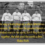 Baseball Team Quotes