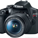 Basic Setup Options for Your Canon EOS Rebel T7/2000D