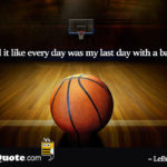 Basketball Game Day Quotes