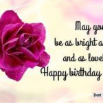 Bday Wishes For Daughter Pinterest