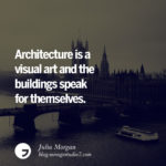 Beautiful Architecture Quotes Pinterest