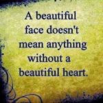 Beautiful Face Quotes Facebook