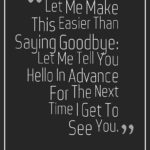 Beautiful Goodbye Quotes Facebook