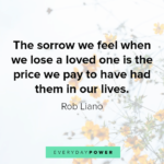 Beautiful Quotes About Death Of A Loved One Facebook