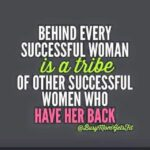Behind A Successful Woman Quotes Facebook