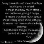 Being Romantic Quotes Pinterest