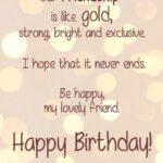 Best Friend Birthday Wishes Images Pinterest