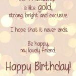 Best Friend Birthday Wishes Images Pinterest