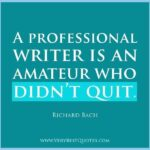 Best Quotes For Writers