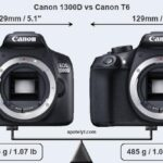 Best Settings for Movie in the Canon Eos 1300D or Rebel T6 DSLR Camera