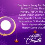 Best Wishes For Karwa Chauth