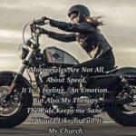 Biker Girl Quotes Tumblr