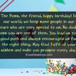 Birthday Speech For Friend Tumblr