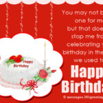 Birthday Wishes For Ex Lover Facebook