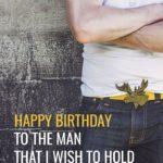 Birthday Wishes For Fiance Boy