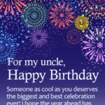 Birthday Wishes For Uncle On Facebook